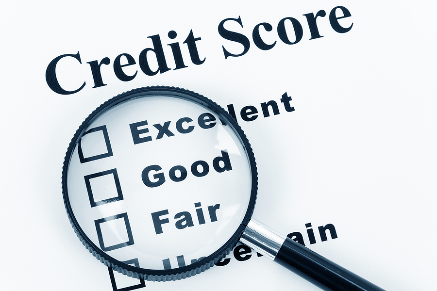 borrowing cash poor credit file declined credit