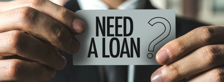 borrowing money poor credit file refused credit